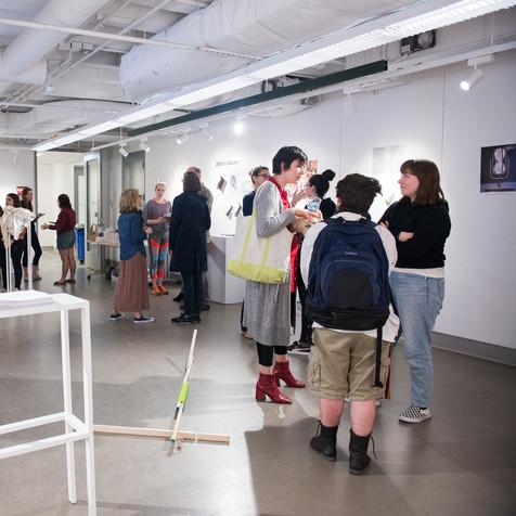 Women's Lit-Intersections 2018 Exhibitio
