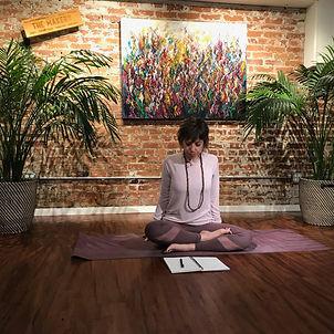 Marika Preziuso_Uprooted_The Makery-Yoga