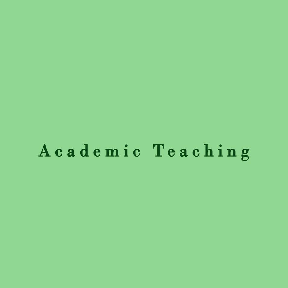 Academic Teaching_Marika Preziuso_Uproot