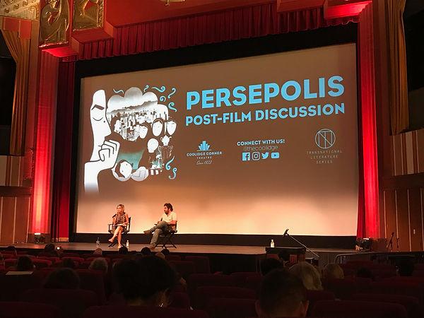 Marika Preziuso_Persepolis Discussion.jp