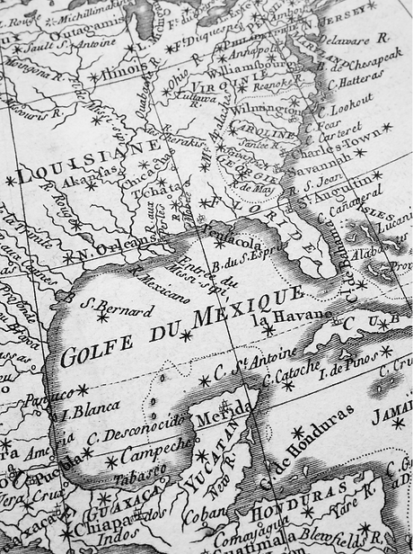 Gulf South old french map.png