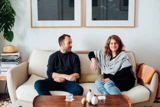 Interview with Mari Luz and Andrew Trotter - Co-founders of OPENHOUSE Magazine