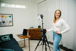 Interview with Amanda Horvath - The power of Video