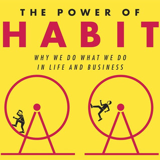3 Takeaways from The Power of Habit by Charles Duhigg - Book summary