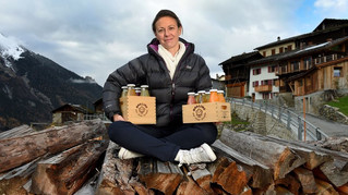Sofia de Meyer - Co-founder of Opaline Factory, producing high quality local juices with love