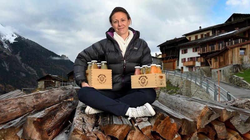 Sofia de Meyer - Co-founder of Opaline Factory
