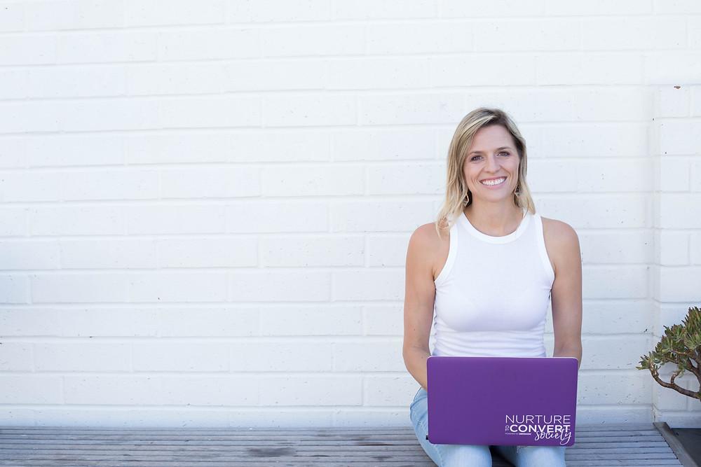 Dana Malstaff - Founder of Boss Mom