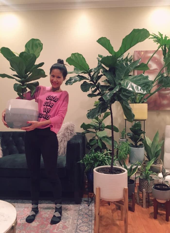 Clara Leung - Founder of Clara's Greenhouse