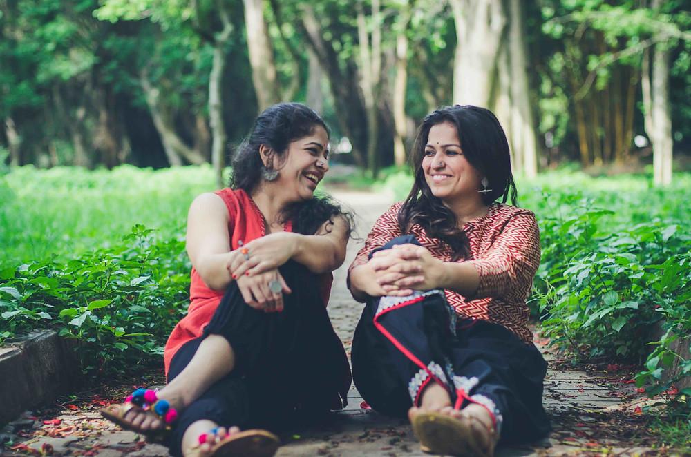 Divya Batra and Pragya Batra - Co-founders of Quirksmith