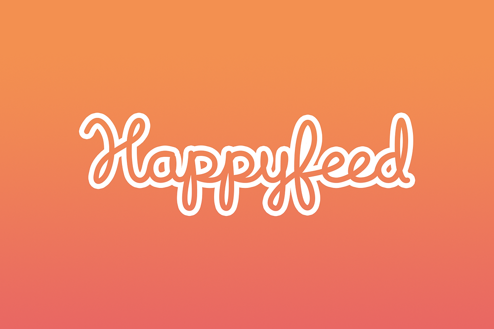 HappyFeed app