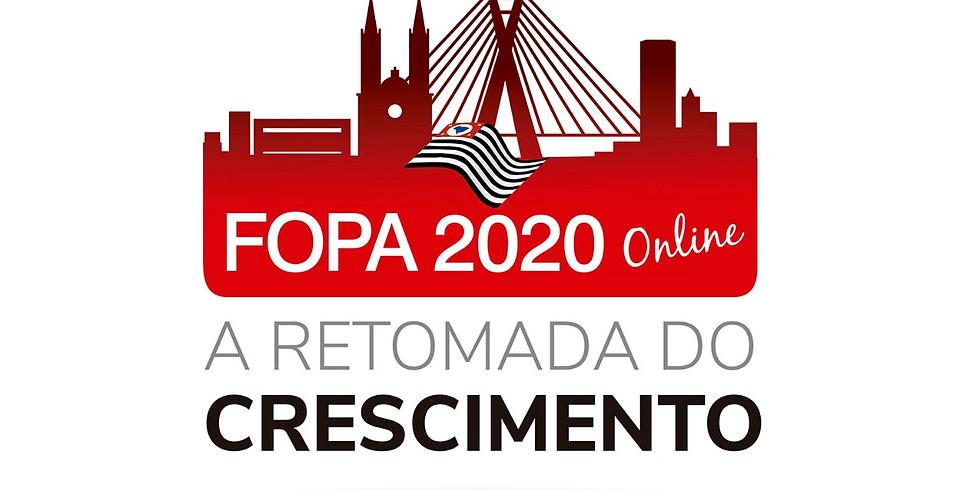 Fórum Paulista de Desenvolvimento - ONLINE