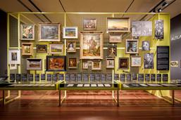 Конфискованное нацистами искусство можно увидеть в Берлине до 7 января