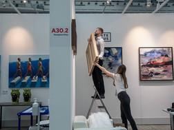 Ярмарка современного искусства Art Russia в цифрах