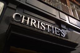 Итоги за 2015 год и планы аукционного дома Christie's