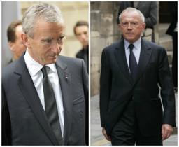Битва французских меценатов
