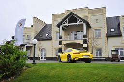 «3 Стихии. Porsche» в клубном доме гольф-клуба «Завидово»