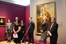 160-летие Третьяковской галереи и лондонской Национальной галереи