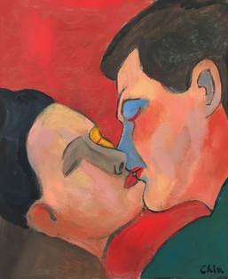Поцелуй в искусстве XX-XXI веков