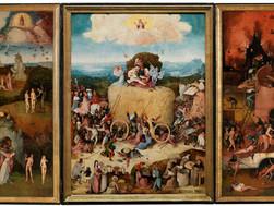Выставка Босха в Мадриде