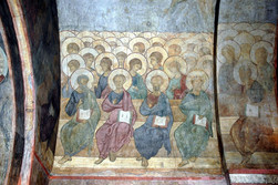 Влияние иконописи на живопись русского авангарда