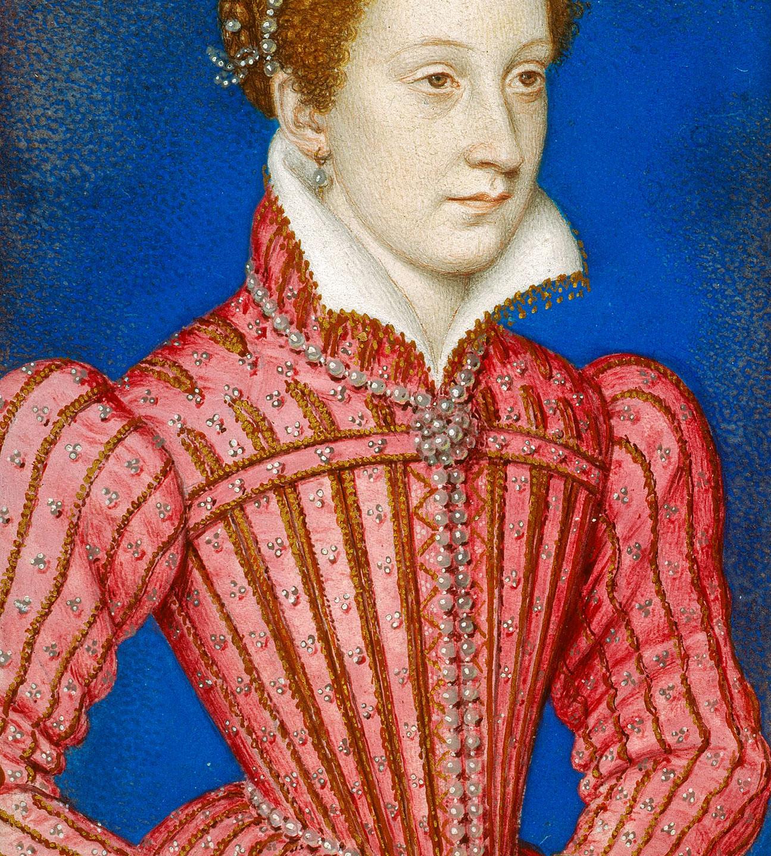 Франсуа Клуэ «Портрет Марии Стюарт», 1558