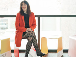 Интервью с вице-президентом института цвета Pantone — Лори Прессман