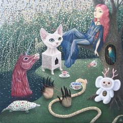 Polina Shelest, Elixir of invisibility