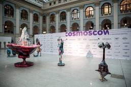 Итоги международной ярмарки современного искусства Cosmoscow в цифрах