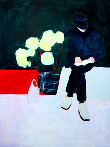 "Maria Kostareva, ""Hydrangeas"", 70x90 cm"