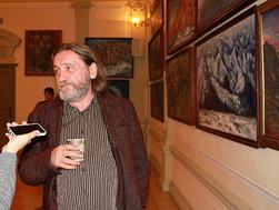 Безымянные картины Александра Москвитина: интервью с художником