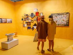 Осень без ярмарок современного искусства и отмена Art Basel