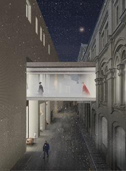 Музеи Московского Кремля объявили конкурс на лучшее название нового здания музея на Красной площади