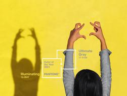 Институт цвета Pantone определил главные цвета 2021 года