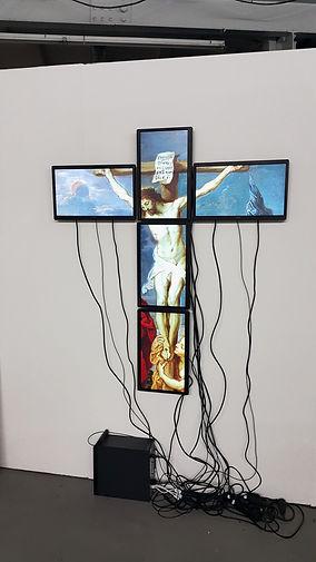 2014_Aristarkh_Chernyshev&Alexei_Shulgin_Jesus_Touch_01.jpg