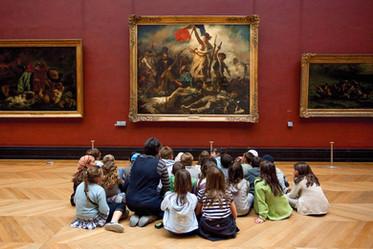 Как правильно ходить в музей с детьми?