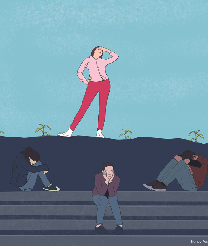 Optimism Illustration