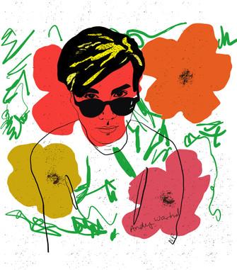 Museum Series- Andy Warhol
