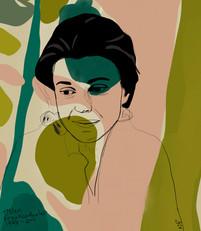 Museum Series -  Helen Frankenthaler Available for licensing