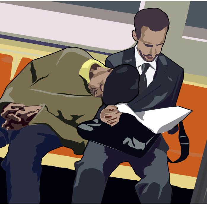 Subway Snooze