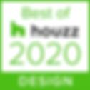 Logo Houzz-Award 2020 Design