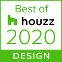 Logo Houzz-Award 2020 Design