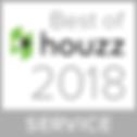 Logo Houzz-Award 2018 Design