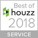 Logo Houzz-Award 2018 Design