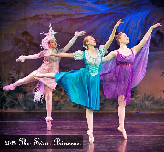 2015 Swan Princess