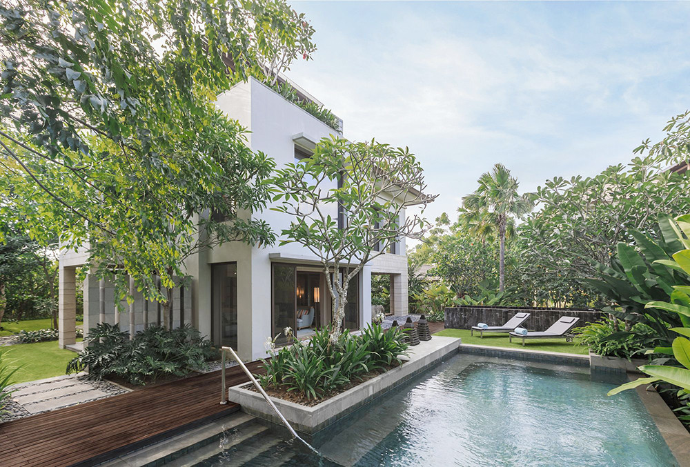GARDEN VILLA WITH PRIVATE POOL (ONE BEDROOM)