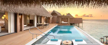 King Reef Villa With Pool