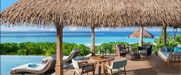 King Beach Villa With Pool