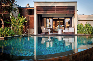 PAVILION VILLA WITH POOL ACCESS (ONE BEDROOM)