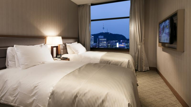 Staz One Hotel 明洞Staz飯店1館