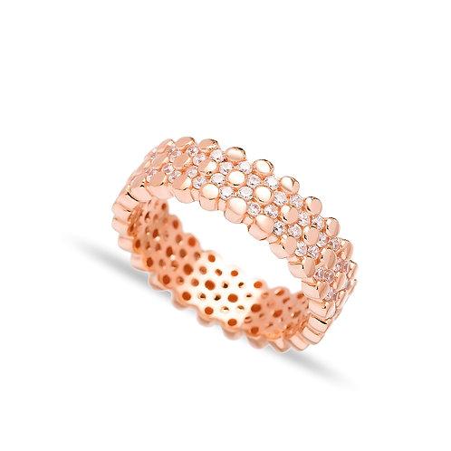 Simple Design 925 Sterling Silver Handmade Ring